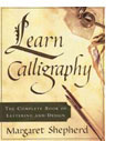 Learn Calligraphy book cover